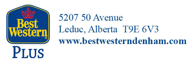 Genicoll clients Best Western Plus Leduc